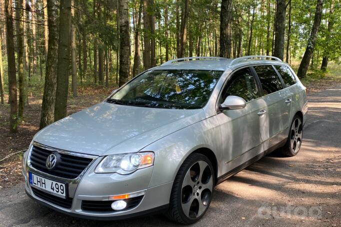 Volkswagen Passat B6 wagon 5-doors