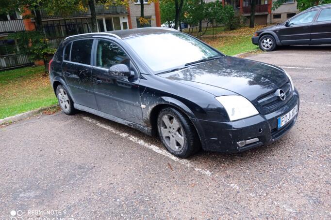 Opel Signum C Hatchback