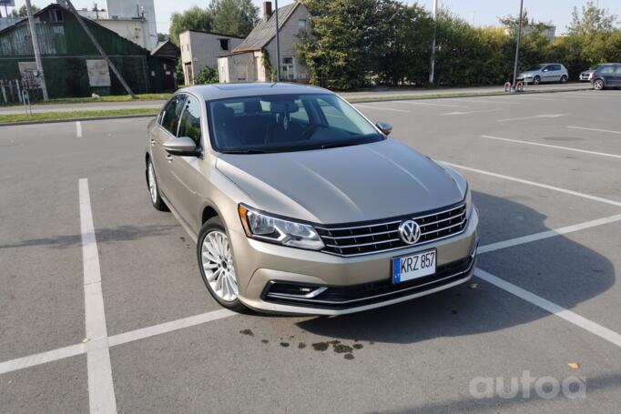 Volkswagen Passat (North America) 1 generation Sedan
