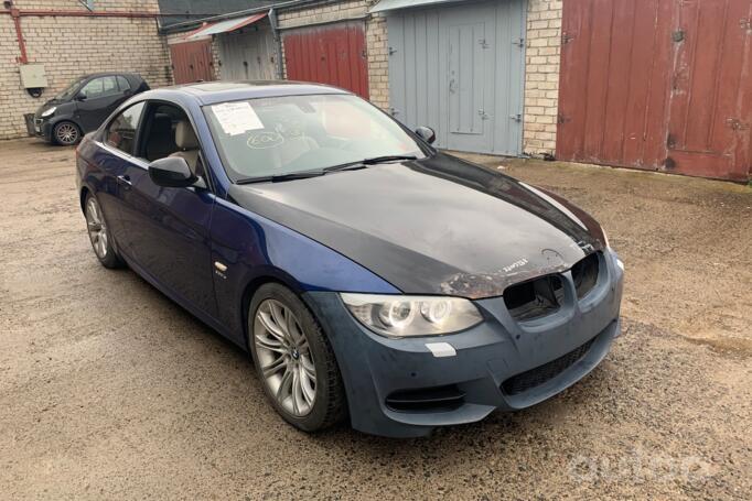 BMW 3 Series E90/E91/E92/E93 [restyling] Coupe