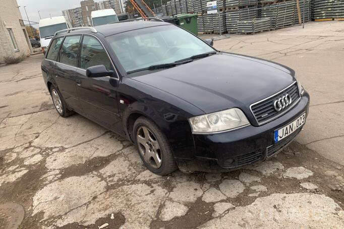 Audi A6 4B/C5 [restyling] wagon