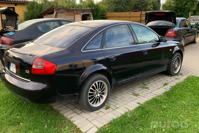 Audi A6 4B/C5 Sedan