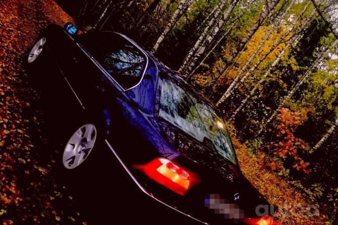 BMW 7 Series E38 Sedan
