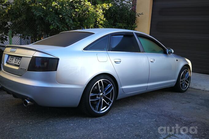 Audi A6 4F/C6 Sedan