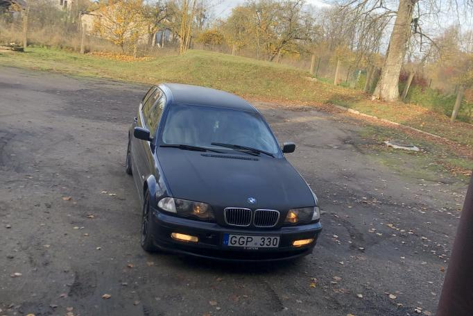 BMW 3 Series E46 Touring wagon