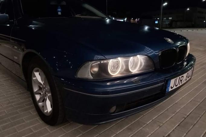 BMW 5 Series E39 [restyling] Touring wagon