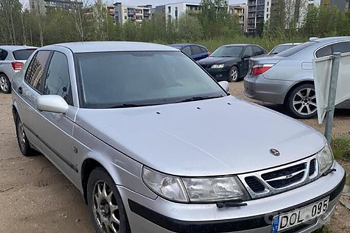 Saab 9-5 1 generation Sedan