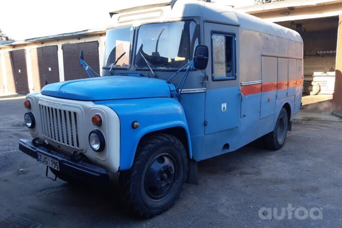 GAZ 69 1 generation SUV