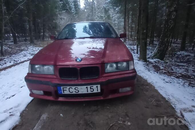 BMW 3 Series E30 [restyling] Sedan