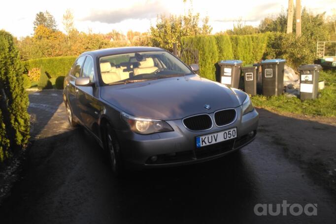 BMW 5 Series E60/E61 Sedan