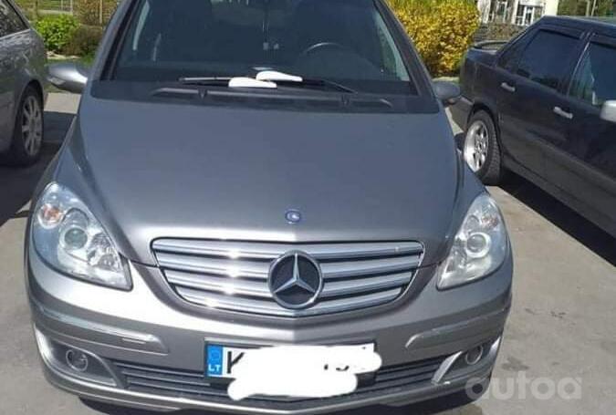 Mercedes-Benz B-Class W245 [restyling] Hatchback