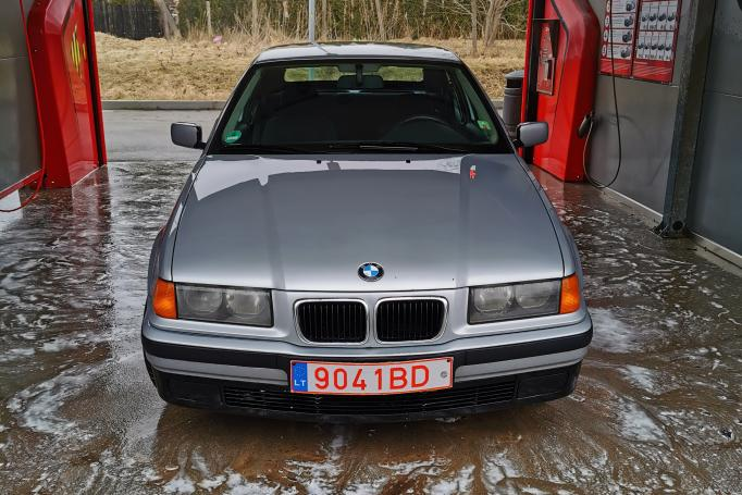 BMW 3 Series E36 Compact hatchback