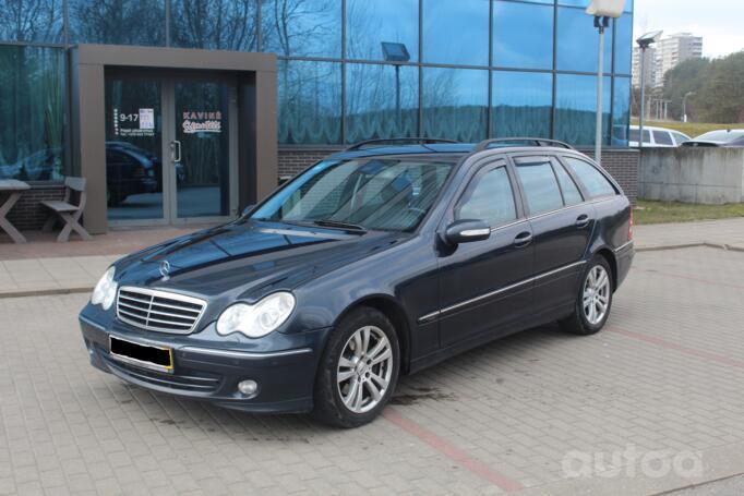 Mercedes-Benz C-Class W203/S203/CL203 [restyling] wagon 5-doors