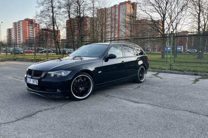 BMW 3 Series E90/E91/E92/E93 Touring wagon