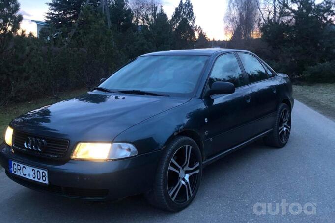 Audi A4 B5 Sedan