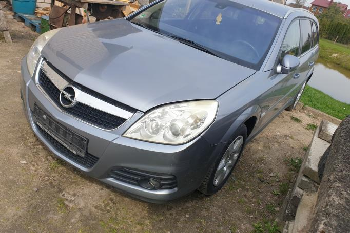Opel Vectra C [restyling] wagon 5-doors