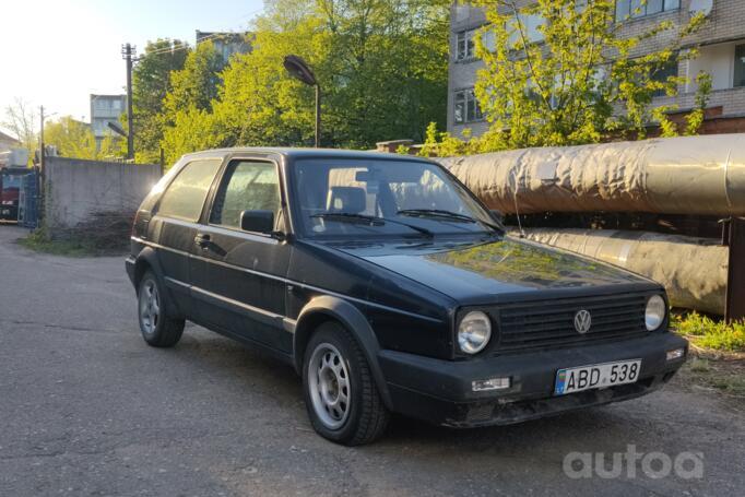 Volkswagen Golf 2 generation Hatchback 3-doors