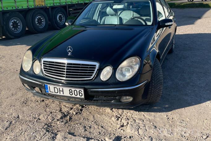 Mercedes-Benz E-Class W211/S211 Sedan 4-doors