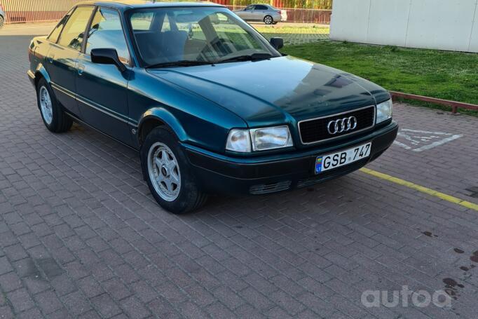 Audi 80 8C/B4 Sedan