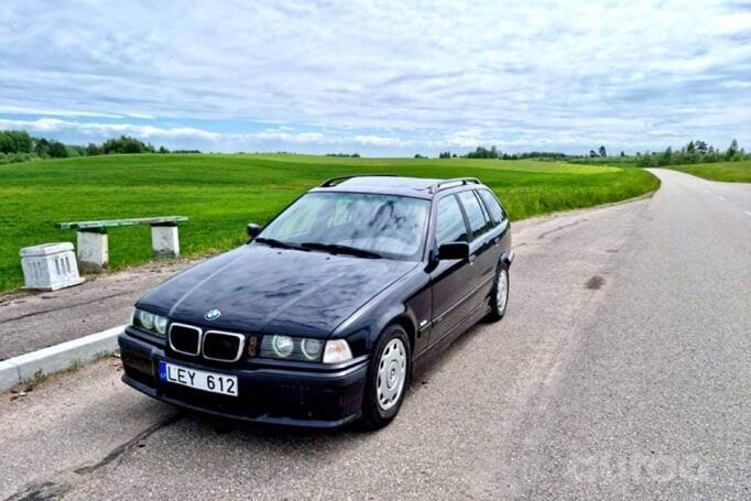 BMW 3 Series E36 Touring wagon
