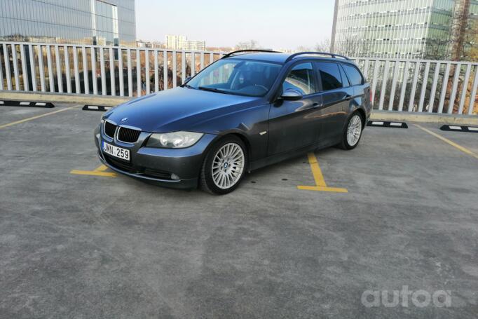 BMW 3 Series E90/E91/E92/E93 [restyling] Touring wagon