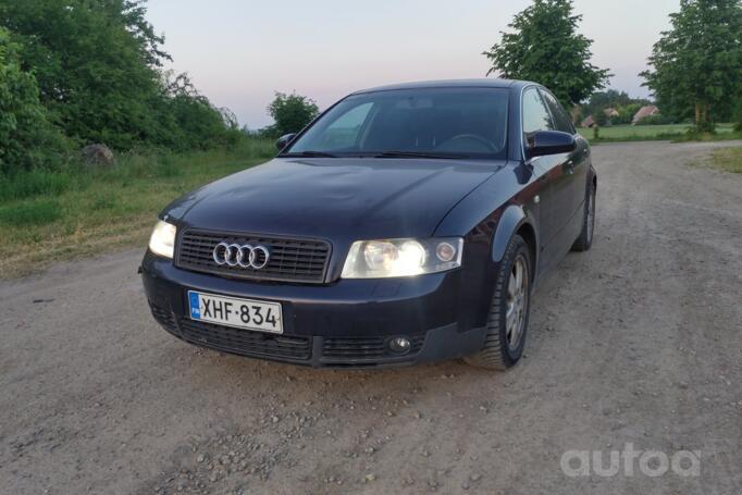 Audi A4 B6 Sedan