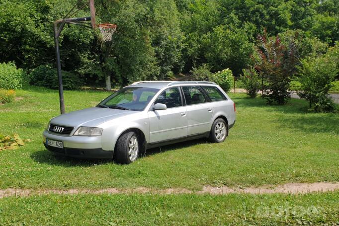 Audi A6 4B/C5 wagon 5-doors