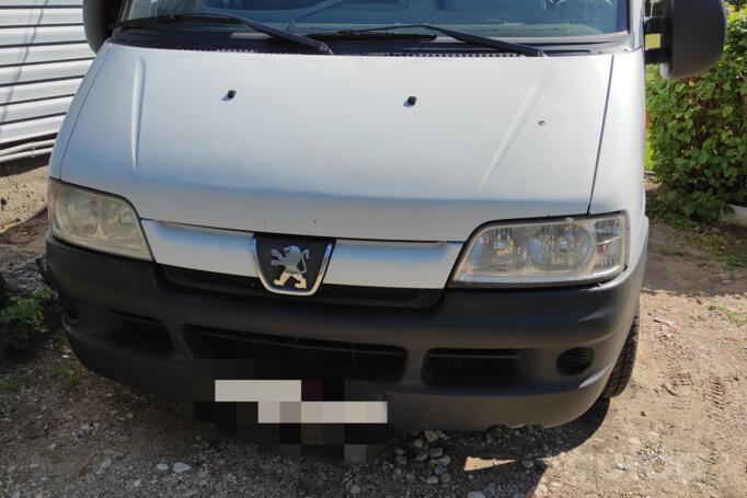 Peugeot Boxer 2 generation