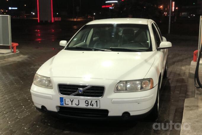 Volvo S60 1 generation [restyling] Sedan