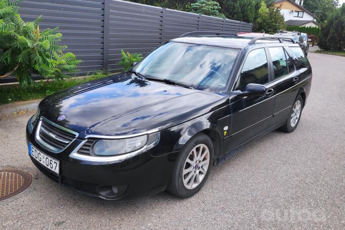 Saab 9-5 1 generation [restyling] wagon