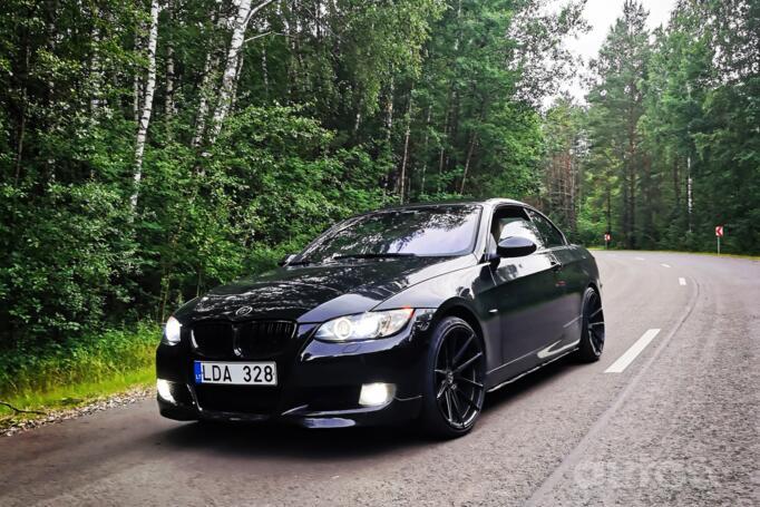 BMW 3 Series E90/E91/E92/E93 Cabriolet