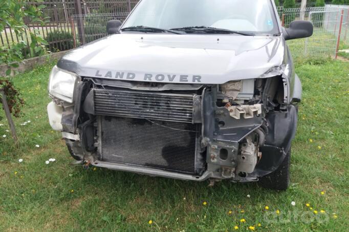Land Rover Freelander 1 generation Crossover 5-doors