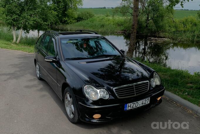 Mercedes-Benz C-Class W203/S203/CL203 wagon 5-doors