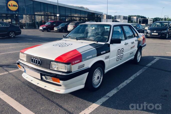 Audi 90 1 generation (B2) Sedan