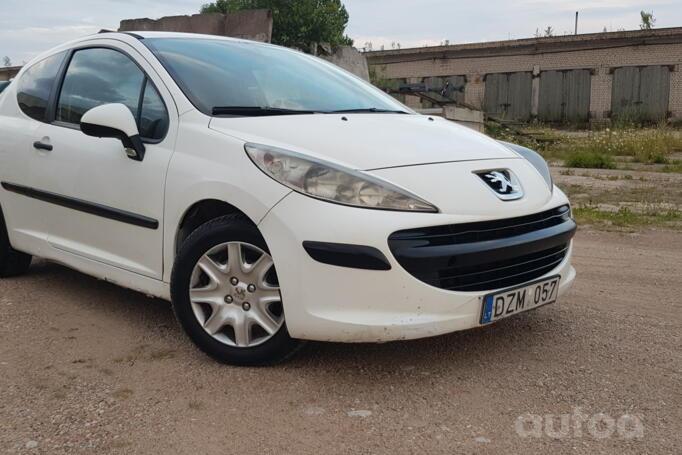 Peugeot 207 1 generation Hatchback 3-doors