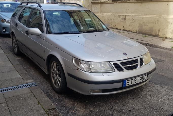 Saab 9-5 1 generation wagon