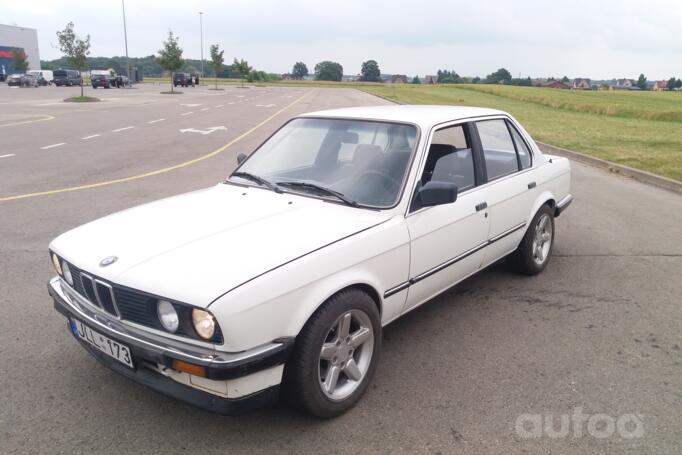 BMW 3 Series E30 Sedan 4-doors