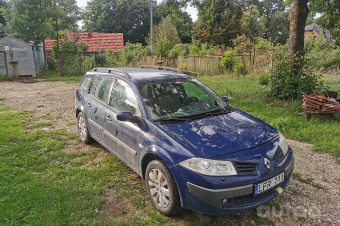 Renault Megane 2 generation [restyling] wagon