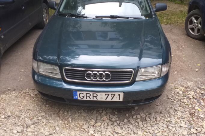 Audi A4 B5 [restyling] Sedan