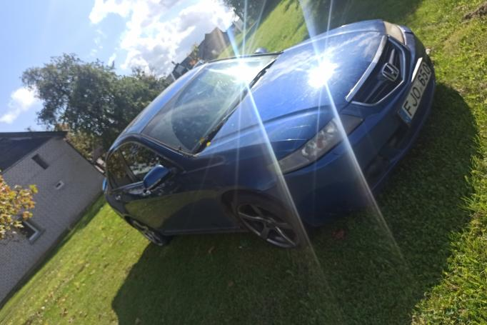 Honda Accord 7 generation Sedan 4-doors