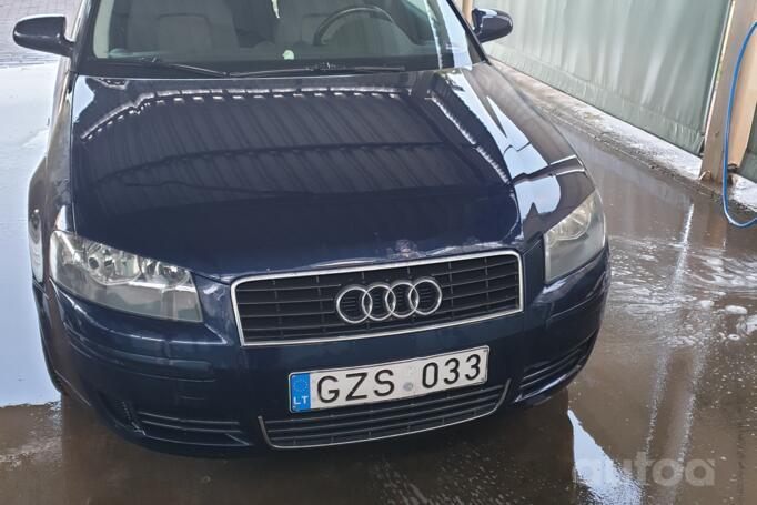 Audi A3 8P Hatchback 3-doors