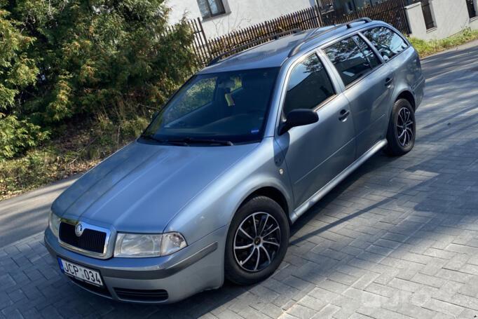 Skoda Octavia 1 generation [restyling] Combi wagon 5-doors