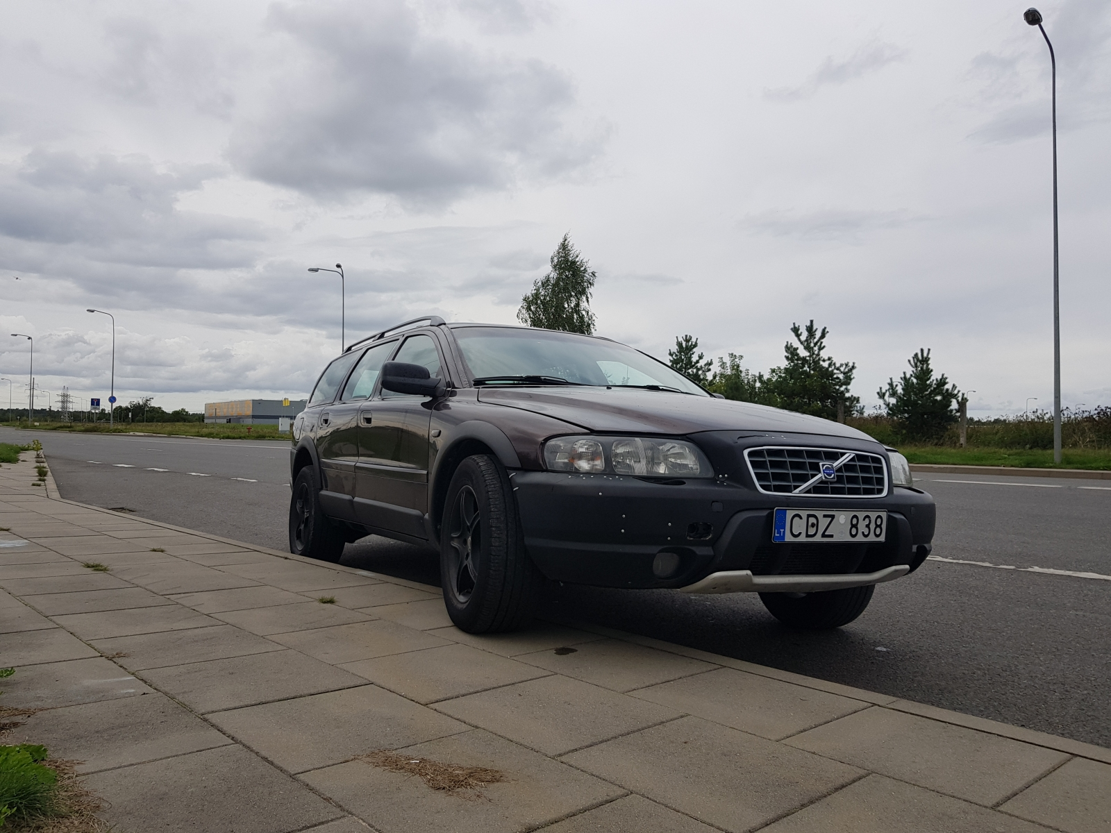 Volvo XC70 2 generation wagon | Autoa.lt