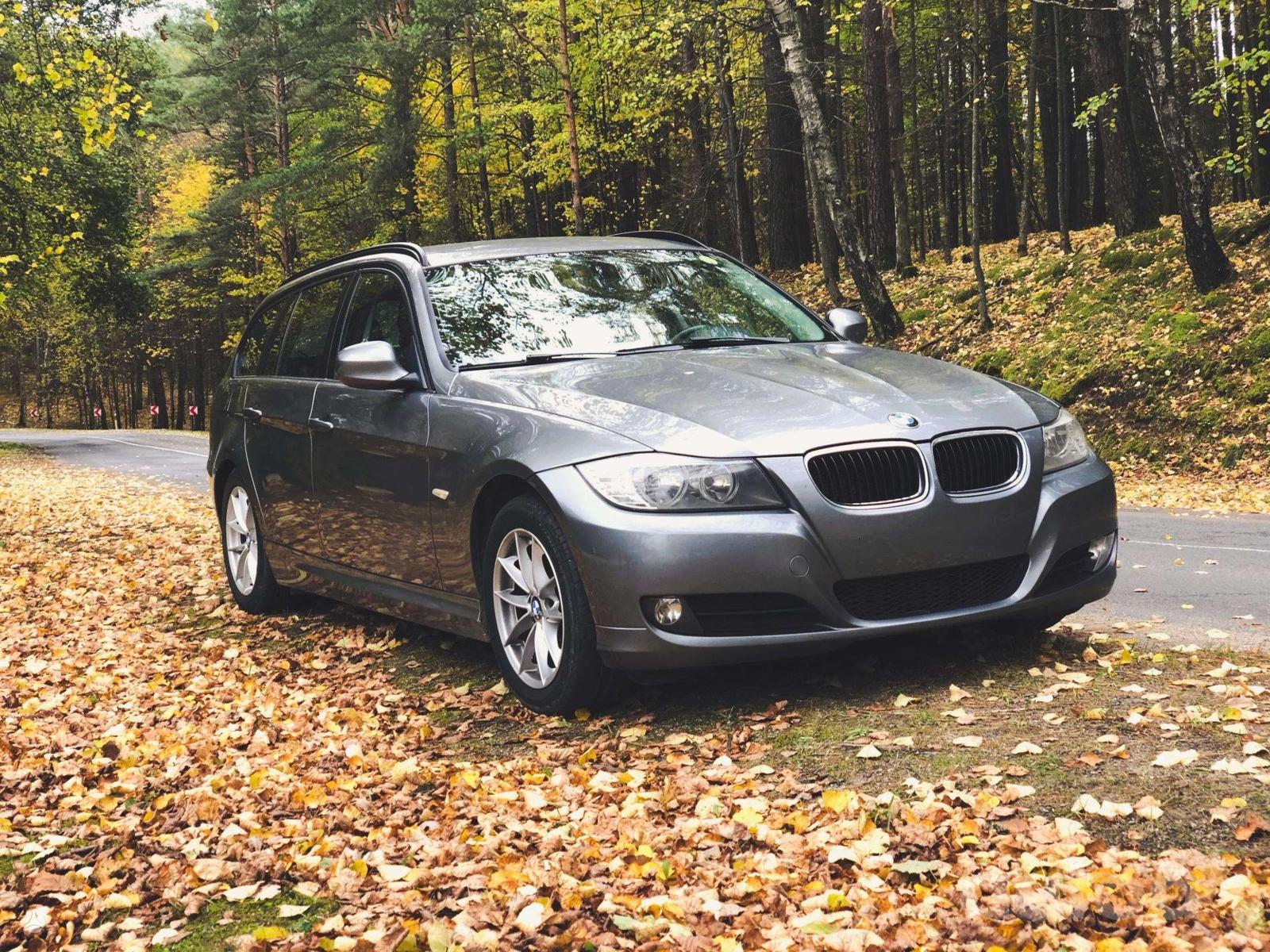 BMW 3 Series E90/E91/E92/E93 restyling Touring wagon   Autoa.lt