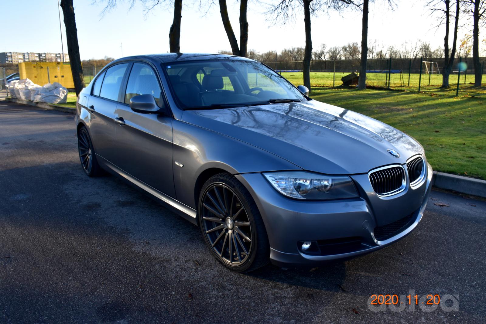 BMW 3 Series E90/E91/E92/E93 restyling Sedan   Autoa.lt