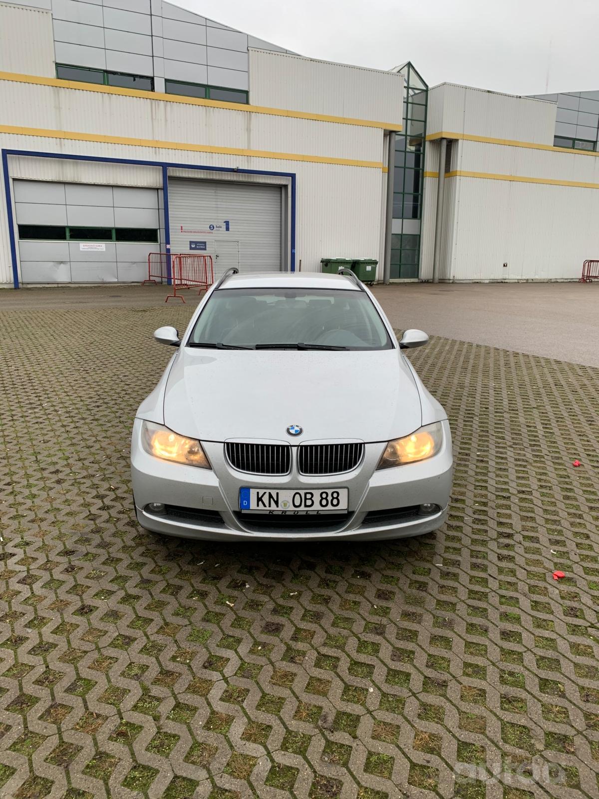BMW 3 Series E90/E91/E92/E93 Touring wagon | Autoa.lt