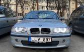 BMW 3 Series E46 Sedan 4-doors