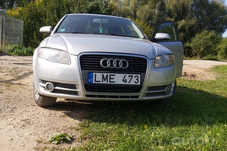 Audi A4 B7 Sedan 4-doors