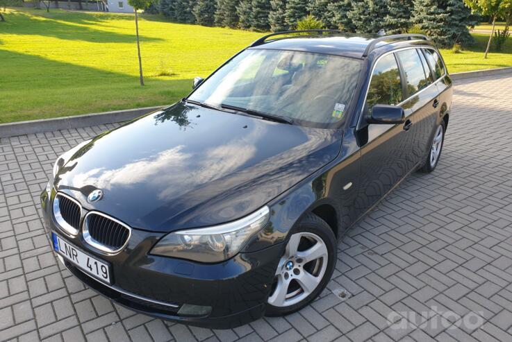 BMW 5 Series E60/E61 [restyling] Touring wagon