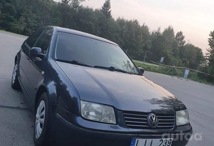 Volkswagen Bora 1 generation Sedan